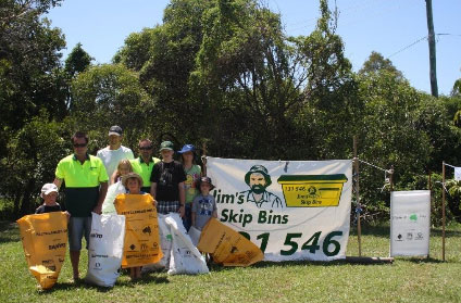 recycling-clean-up-australia-day
